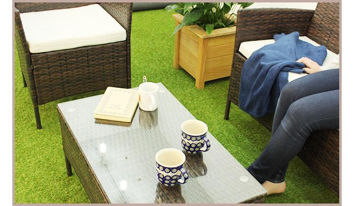 ガーデンテーブル&ガーデンチェア