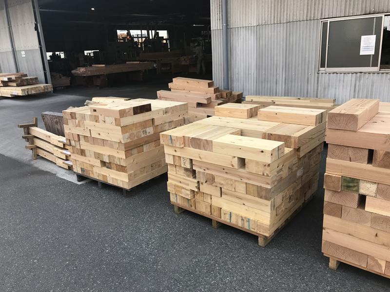 防腐防蟻処理木材