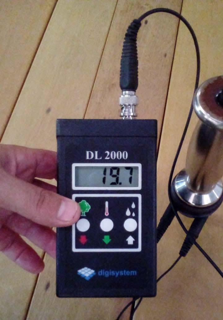 含水率の計測