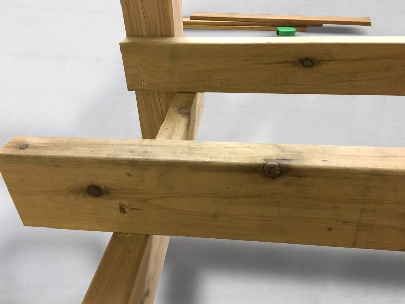 2-6 違う角度から見た構造部分の写真